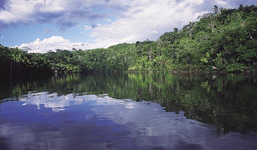 Lago Lindo Tarapoto