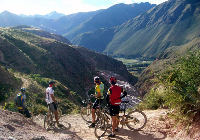 River rafting and Mountain bike in the Sacred Valley