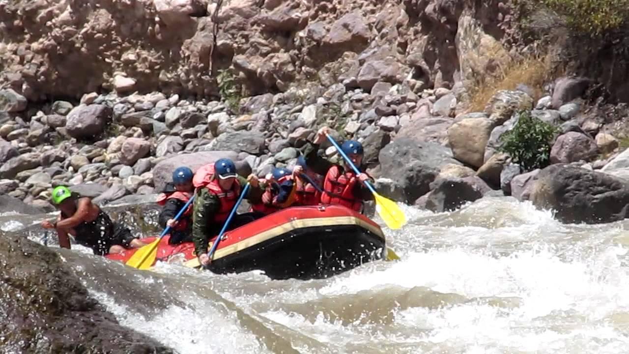 Vilcanota Rafting - Urubamba River