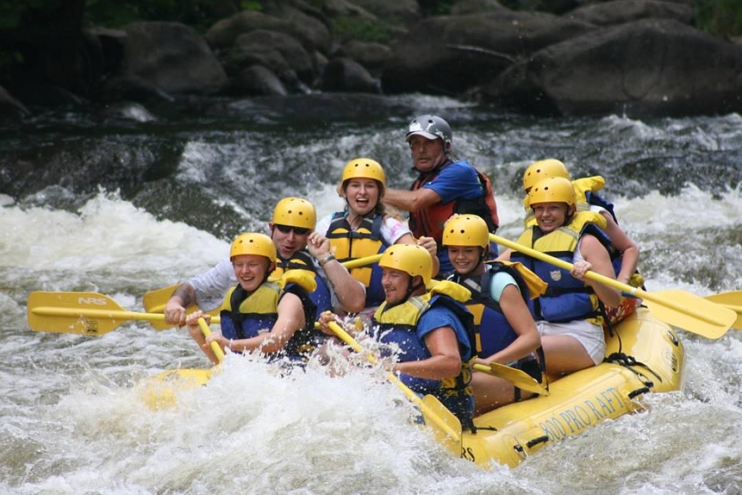River Rafting & Cachiccata hike to Ollantaytambo