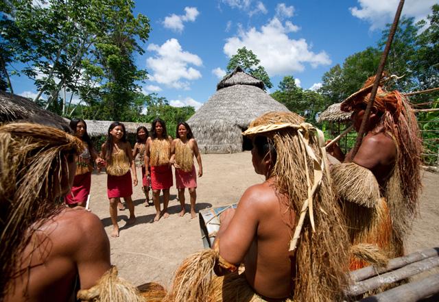 Tambo Yanayacu Lodge  - Iquitos  #PA50