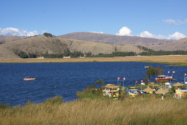 Laguna de Paca (PromPerú: Víctor Villanueva)
