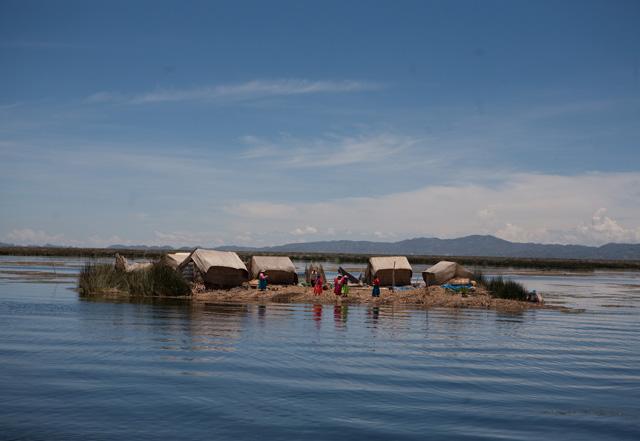 Lago Titicaca (PromPerú: Renzo Giraldo)