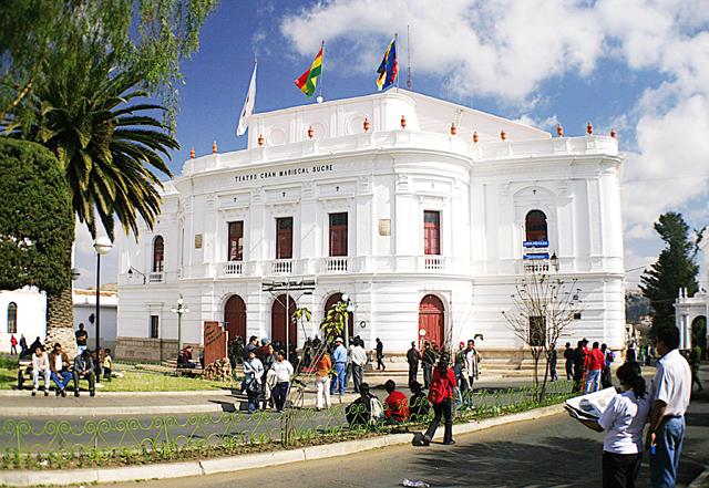 Extensión a Bolivia