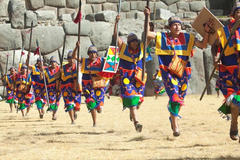 Cusco - Inti Raymi