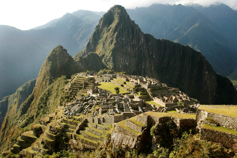 Machu Picchu (Sheela Sharma)