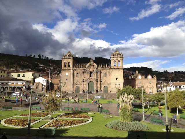 Peru: Country of Contrasts 2015