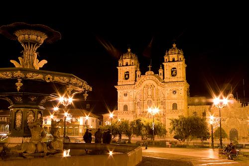 Disfrutando el Perú